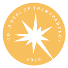 Gold Seal of Transparency 2020